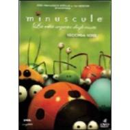 Minuscule. La vita segreta degli insetti. Serie 2 (4 Dvd)