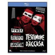 Testimone d'accusa (Blu-ray)