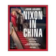 John Adams. Nixon in China (Cofanetto blu-ray e dvd)