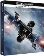Tenet V2 (Steelbook) (4K Ultra Hd + Blu Ray) (3 Blu-ray)