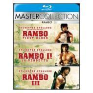 Rambo. Master Collection (Cofanetto 3 blu-ray)