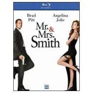 Mr. & Mrs. Smith (Blu-ray)