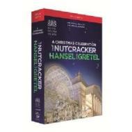 A Christmas Celebration. The Nutcracker. Hansel and Gretel (Cofanetto 3 dvd)