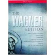 Richard Wagner. The Wagner Edition (Cofanetto 25 dvd)