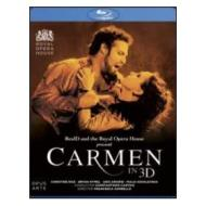 Georges Bizet. Carmen 3D (Blu-ray)