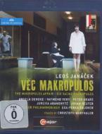 Leos Janacek. L'affare Makropoulos. Vec Makropulos (Blu-ray)