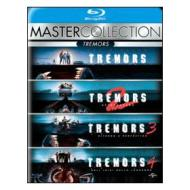 Tremors. Master Collection (Cofanetto 4 blu-ray)