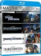 Transformers - Quadrilogia (5 Blu-Ray) New Edition (Blu-ray)