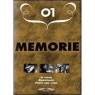 Memorie (Cofanetto 3 dvd)