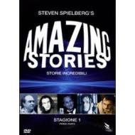 Amazing Stories. Storie incredibili. Stagione 1. Vol. 1 (3 Dvd)