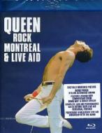 Queen. Rock Montreal & Live Aid (Blu-ray)