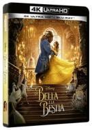 La Bella E La Bestia - Live Action (Blu-Ray 4K Ultra HD+Blu-Ray) (2 Blu-ray)