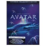 Avatar. Extended Collector's Edition (Cofanetto 3 dvd)