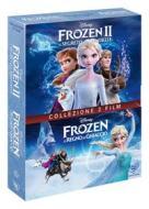 Frozen - Il Regno Di Ghiaccio / Frozen 2 - Il Segreto Di Arendelle (2 Dvd)
