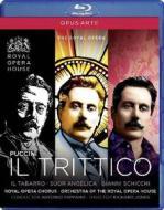 Giacomo Puccini. Il trittico: Il Tabarro, Suor Angelica,Gianni Schicchi (Blu-ray)