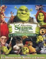 Shrek e vissero felici e contenti (Blu-ray)