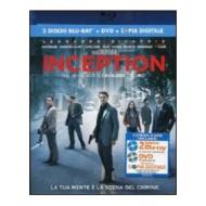Inception (Cofanetto blu-ray e dvd)
