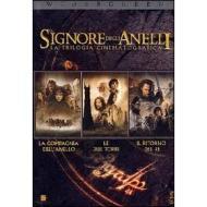 Il Signore degli anelli. La trilogia cinematografica (Cofanetto 6 dvd)