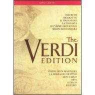 The Verdi Edition: le 12 grandi opere (Cofanetto 17 dvd)