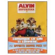 Alvin Superstar 2 (Cofanetto blu-ray e dvd)