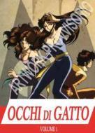 Occhi Di Gatto #01 (9 Dvd)
