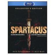 Spartacus. Gli dei dell'arena. Sangue e sabbia (Edizione Speciale 7 blu-ray)