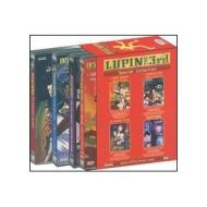 Lupin the 3rd. Special Collection (Cofanetto 4 dvd)