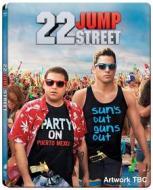 22 Jump Street Versione 2 (Steelbook) (2 Blu-ray)