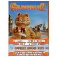 Garfield 2 (Cofanetto blu-ray e dvd)