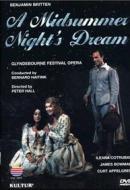 Benjamin Britten. Sogno di una notte di mezza estate