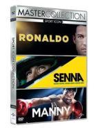 Sport Icon. Master Collection (Cofanetto 3 dvd)