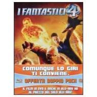 I Fantastici 4 (Cofanetto blu-ray e dvd)