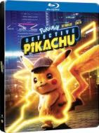 Detective Pikachu (Steelbook) (Blu-Ray+Dvd) (2 Blu-ray)