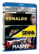 Sport Icon. Master Collection (Cofanetto 3 blu-ray)