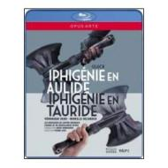 Christoph Willibald Gluck. Iphigénie en Aulide & Iphigénie en Tauride (Blu-ray)