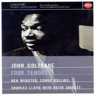 John Coltrane - John Coltrane-four Tenors