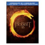 Lo Hobbit. La trilogia 3D (Cofanetto 12 blu-ray)