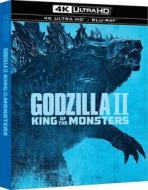 Godzilla - King Of The Monsters (Blu-Ray 4K Ultra Hd+Blu-Ray) (2 Blu-ray)