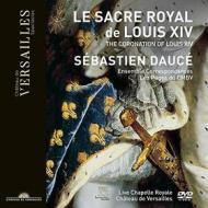 Boesset / Ensemble Correspondances / Dauce - Sacre De Louis Xiv