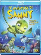 Le avventure di Sammy 3D (Cofanetto blu-ray e dvd)
