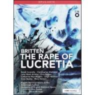 Benjamin Britten. The Rape of Lucretia