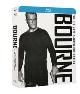 Jason Bourne. 5 Movie Collection (Cofanetto 5 blu-ray)