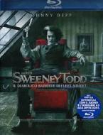 Sweeney Todd. Il diabolico barbiere di Fleet Street (Blu-ray)