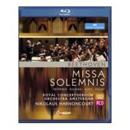 Ludwig van Beethoven. Missa Solemnis in D major, Op. 123 (Blu-ray)