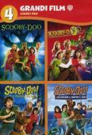 4 grandi film. Scooby-Doo (Cofanetto 4 dvd)