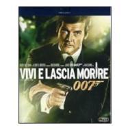 Agente 007. Vivi e lascia morire (Blu-ray)