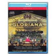 Benjamin Britten. Gloriana (Blu-ray)