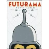 Futurama Movie Boxset (Cofanetto 4 dvd)
