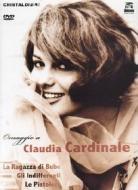 Claudia Cardinale. Omaggio a Claudia Cardinale (Cofanetto 3 dvd)