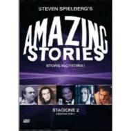 Amazing Stories. Storie incredibili. Stagione 2. Vol. 2 (3 Dvd)